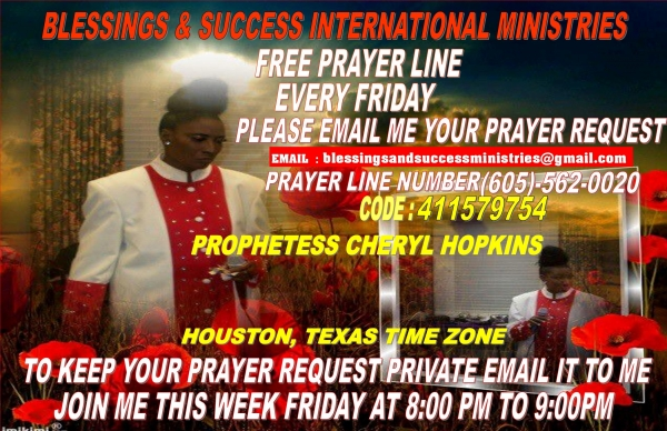 Blessings And Success Inernational Ministries